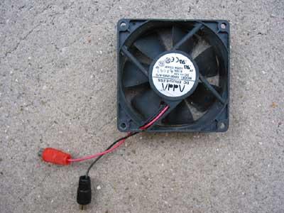 Refroidisseur 12 volts pour les nuls avec relais industriel et ventilo tech r cif - Ventilateur de plafond 12 volts ...